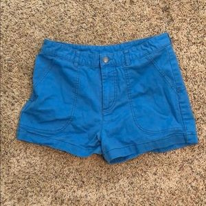 Patagonia W's Stand Up Shorts Size 6